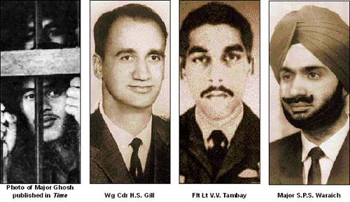 The missing 54, Martyrdom, Prisoners Of War, India-Pakistan War