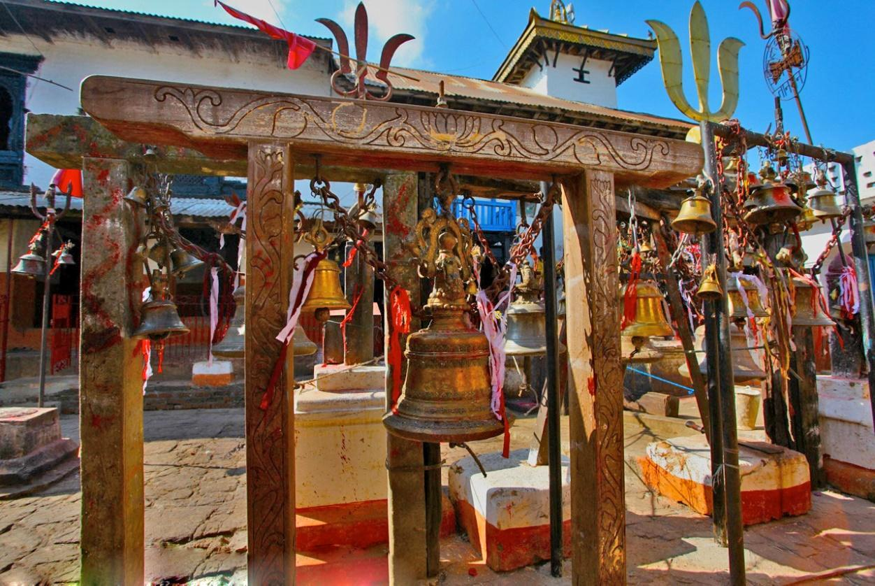 Indian Culture: Why do we have Bells in Temples??? - Reacho