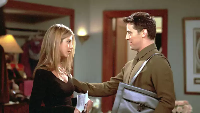 Friends, Joey, Rachel, Relationship, Joey and Rachel