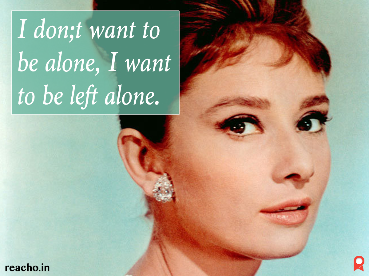 Audrey Hepburn, Inspirational, Quotes