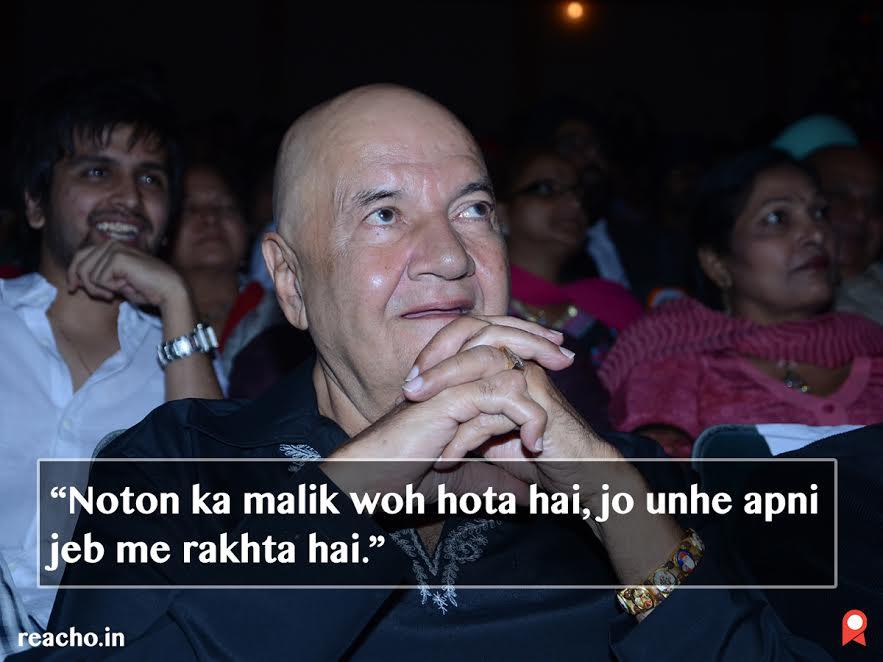 Bollywood, Prem Chopra, Villain, Hum Hindustani, I Love NY, Silver Screen, Birthday