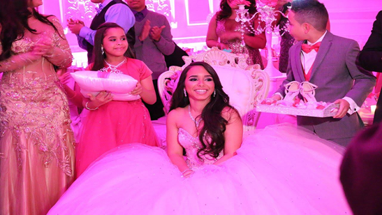 Sweet Sixteen, Sweet 16, Quinceaneras, Mexico