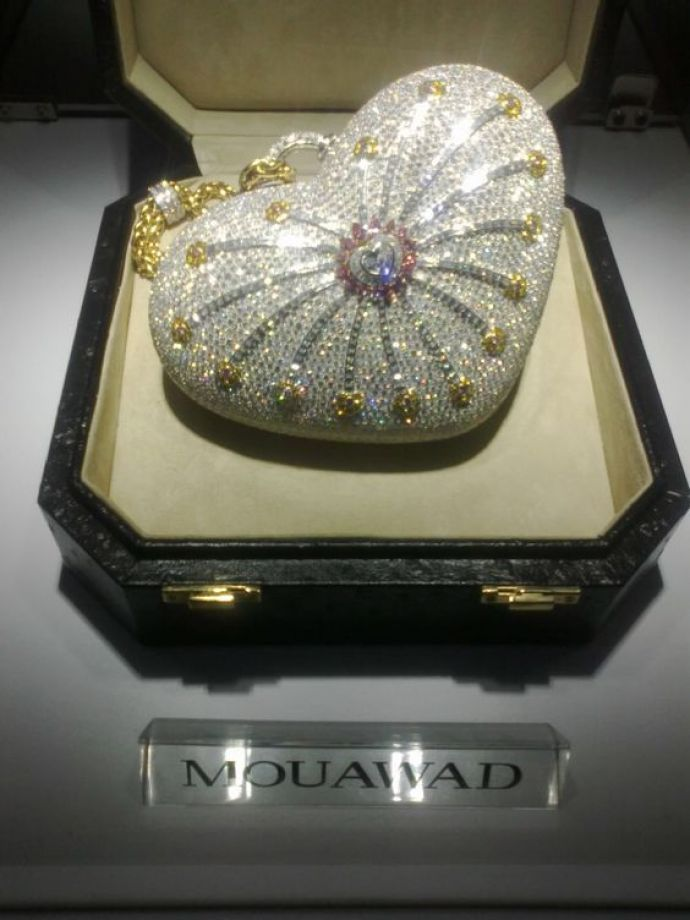 ad1678f6fbe World s Most Expensive Purse Will Definitely Make Your Jaw Drop ...