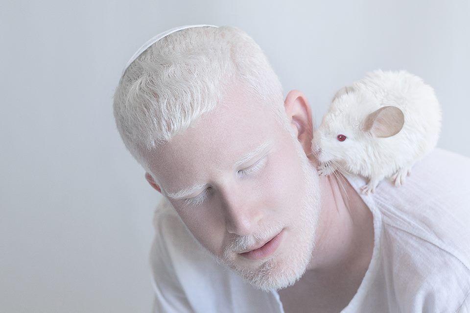 Albino People, Photography, Yulia Taits