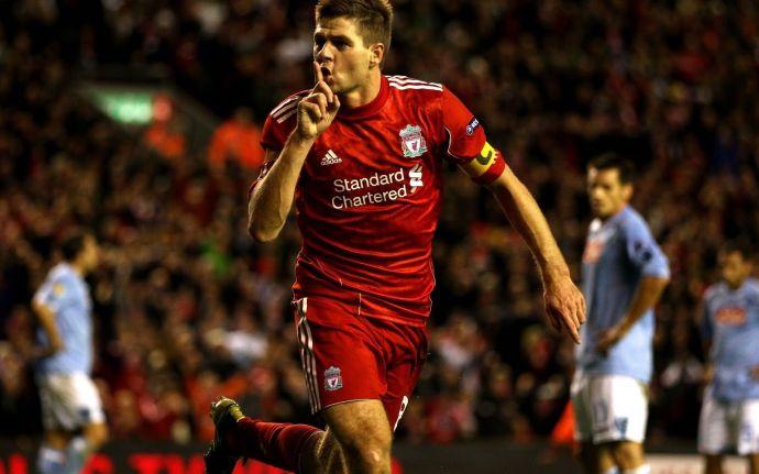 Steven Gerrard, Liverpool, England, LA Galaxy, Ballon D'or, Retirement, Champions League