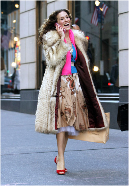 Carrie Bradshaw, Pretty Face, Bradshaw, Thoughts