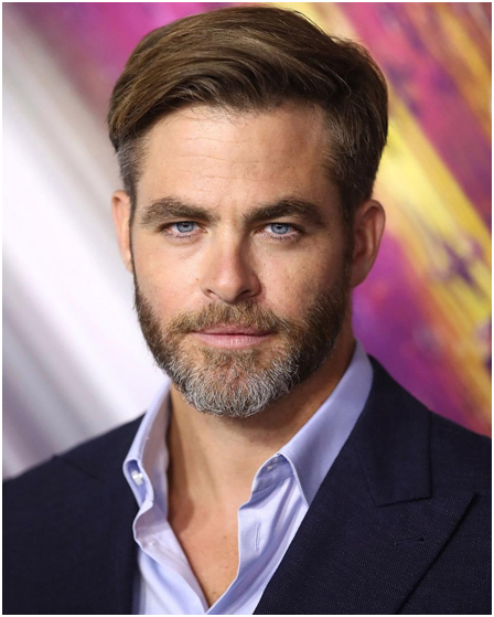 Chris Pine's, Chris, Pine, Instagram, Instagram Pictures, Knees, Zachary Quinto, Spock, Beauty and the Beast, premiere of Star Trek Beyond, The Captain