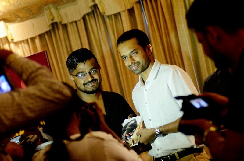 Sudhanshu Bisen, A Thousand Times Over, Nagpur, Author, Interview, Journalist, Fingerprint Publishers