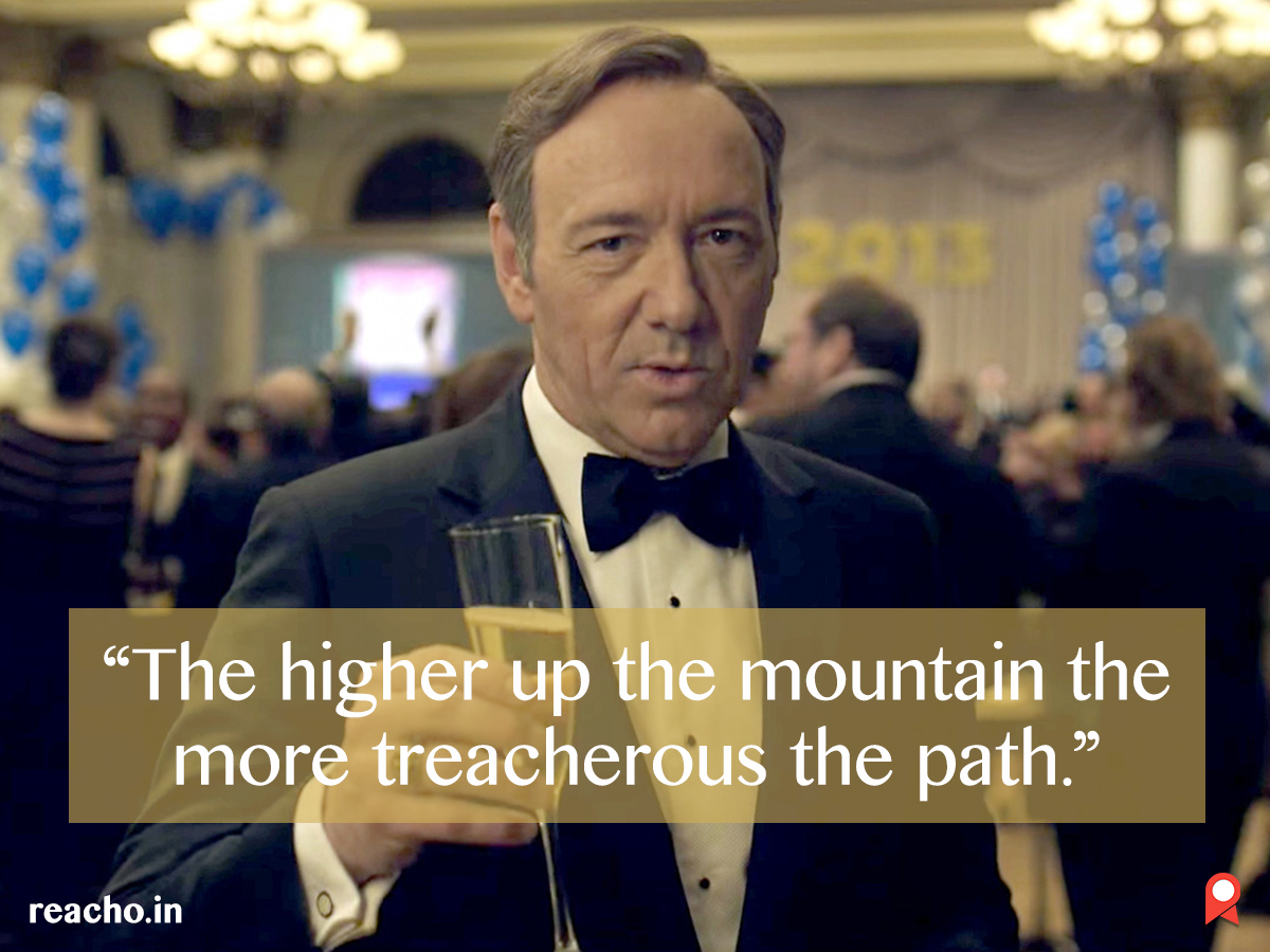 Kevin Spacey, Kevin, Spacey, My Food, Food, AKA Frank Underwood, House of Cards, Netflix