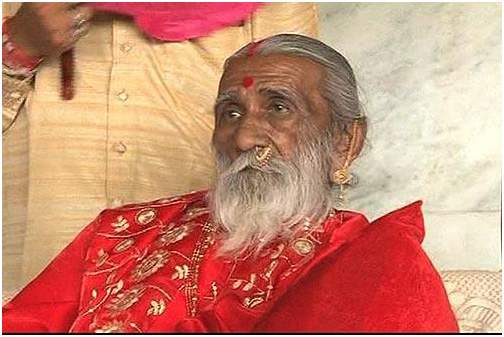 Prahlad Jani, Food, water, An Indian Yogi, Mataji, goddess Amba
