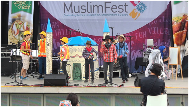Muslimfest, Islamophobia, Muslim-hater., Muslim, ISIS, August 27 & 28, Muslim Art, Muslim Culture