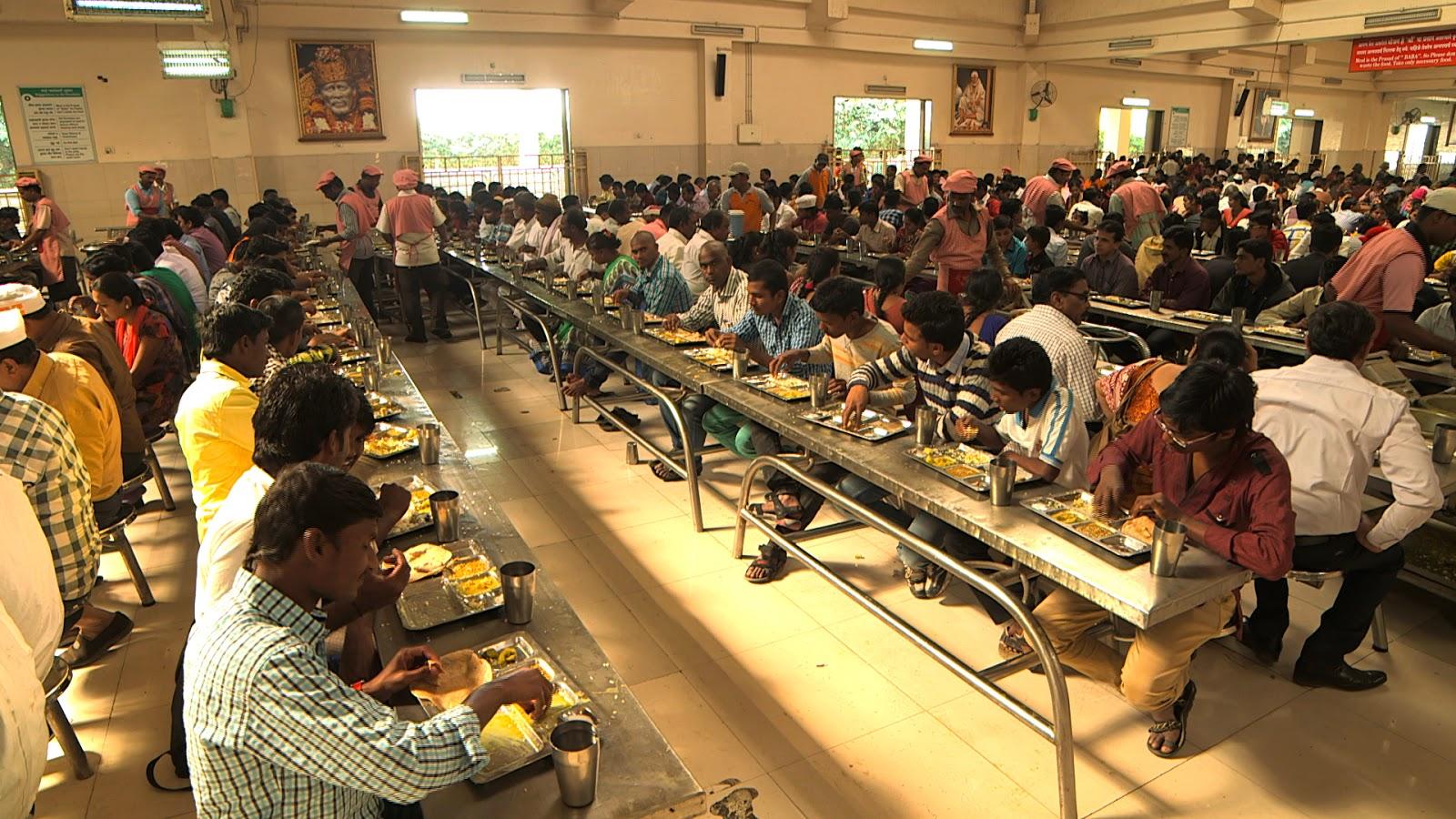Solar, Solar Powered, Shirdi Prasadalaya, Sai Baba's Legacy, Solar Powered Kitchen, Solar Kitchen Shirdi, Solar Cooking System, Shirdi Prasadalaya Solar, Shirdi Prasadam, India's Biggest Kitchen