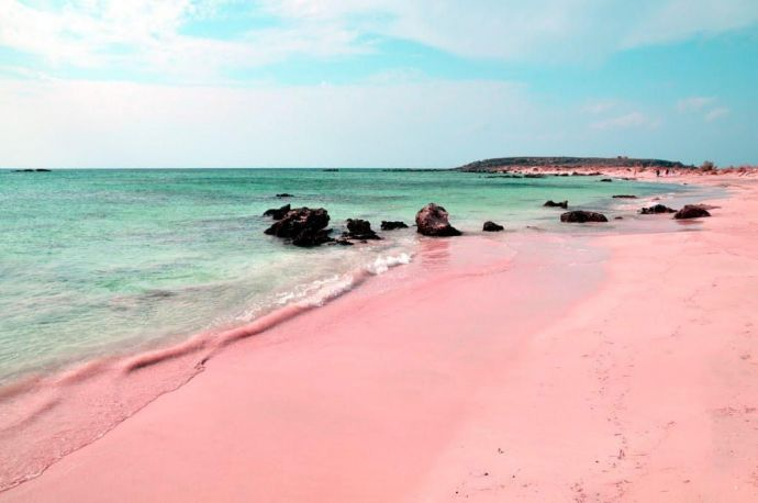 Beach, Beautiful, 10, chill, relax, pink sand beach, eccentric, hidden beach