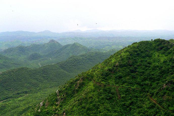 aravali ranges