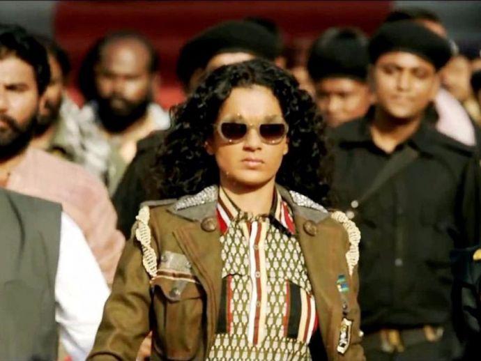 Fighter, Intimidating Women, Hrithik, Roshan, kangana ranaut