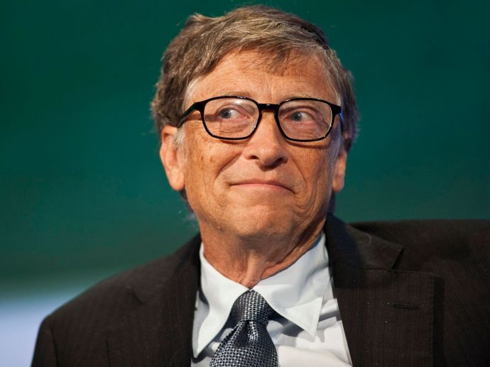 Trillionaire, Bill Gates, world, next 25, Microsoft, Economy