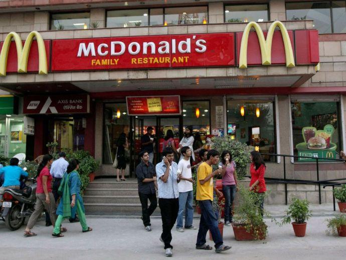 McDonald's in Nagpur, McDonald's Nagpur address, Nagpur McDonald's, KFC, Goli Vadapav, Little Italy, Mainland China, food