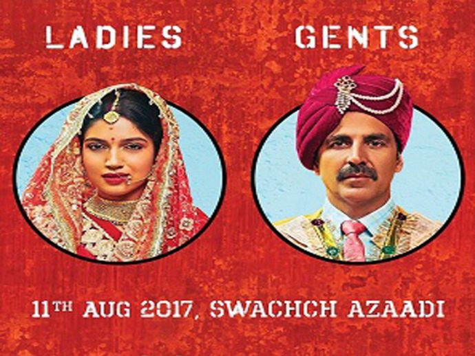 Akshay Kumar, Minister Narendra Singh, Toilet: Ek Prem Katha, bollywood, movie, sanitation