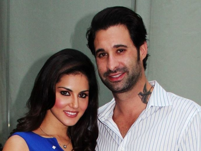 Sunny Leone, Daniel Weber, 'we are alive', survived, bollywood, actress, plane, accident