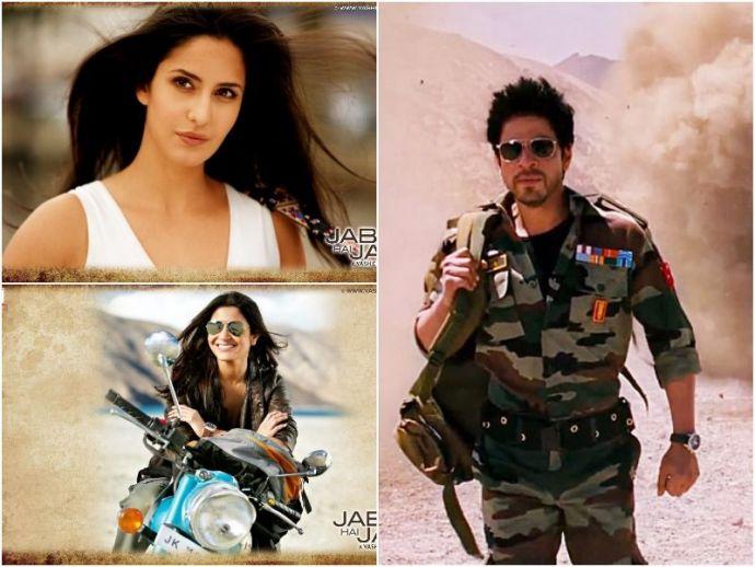 Shah Rukh Khan, Katrina kaif, anushka Sharma, Anand l Rai, Jab Tak Hai Jaan
