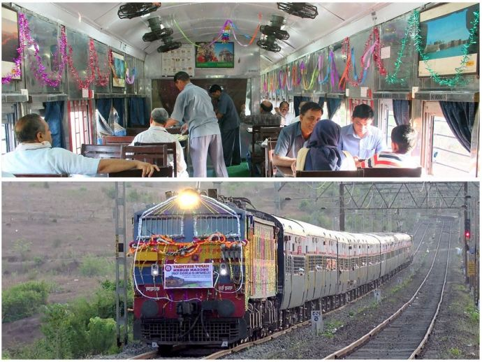 Pune, Mumbai, Pune Mumbai Train, Deccan queen, Train's birthday, Decaan Queen's Birthday