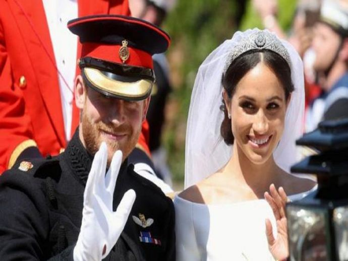 The Royal Couple Is Returning Gifts Received In The Wedding Reacho