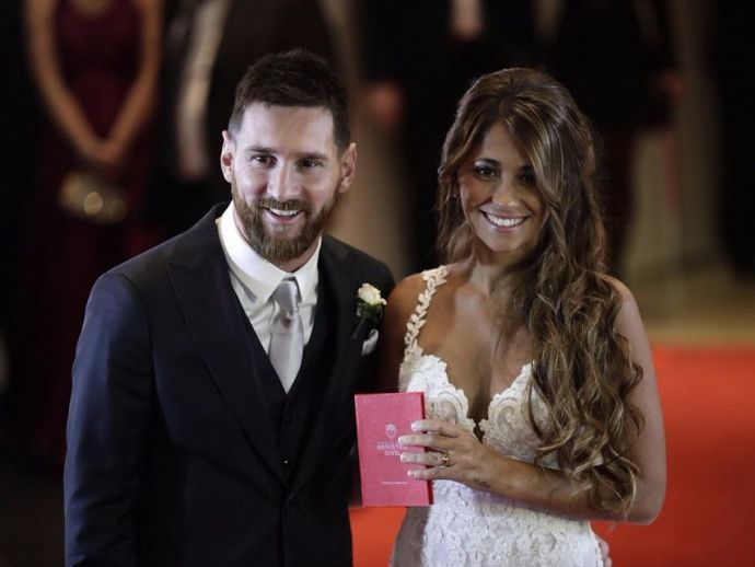 Leo, Footballer, Lionel Messi, Antonella Roccuzzo, wedding, marriage, leo, Messi, luis suarez, shakira, gerard pique, neymar, barcelona, FC, argentina, sergio aguero, spain, soccer, celebrities
