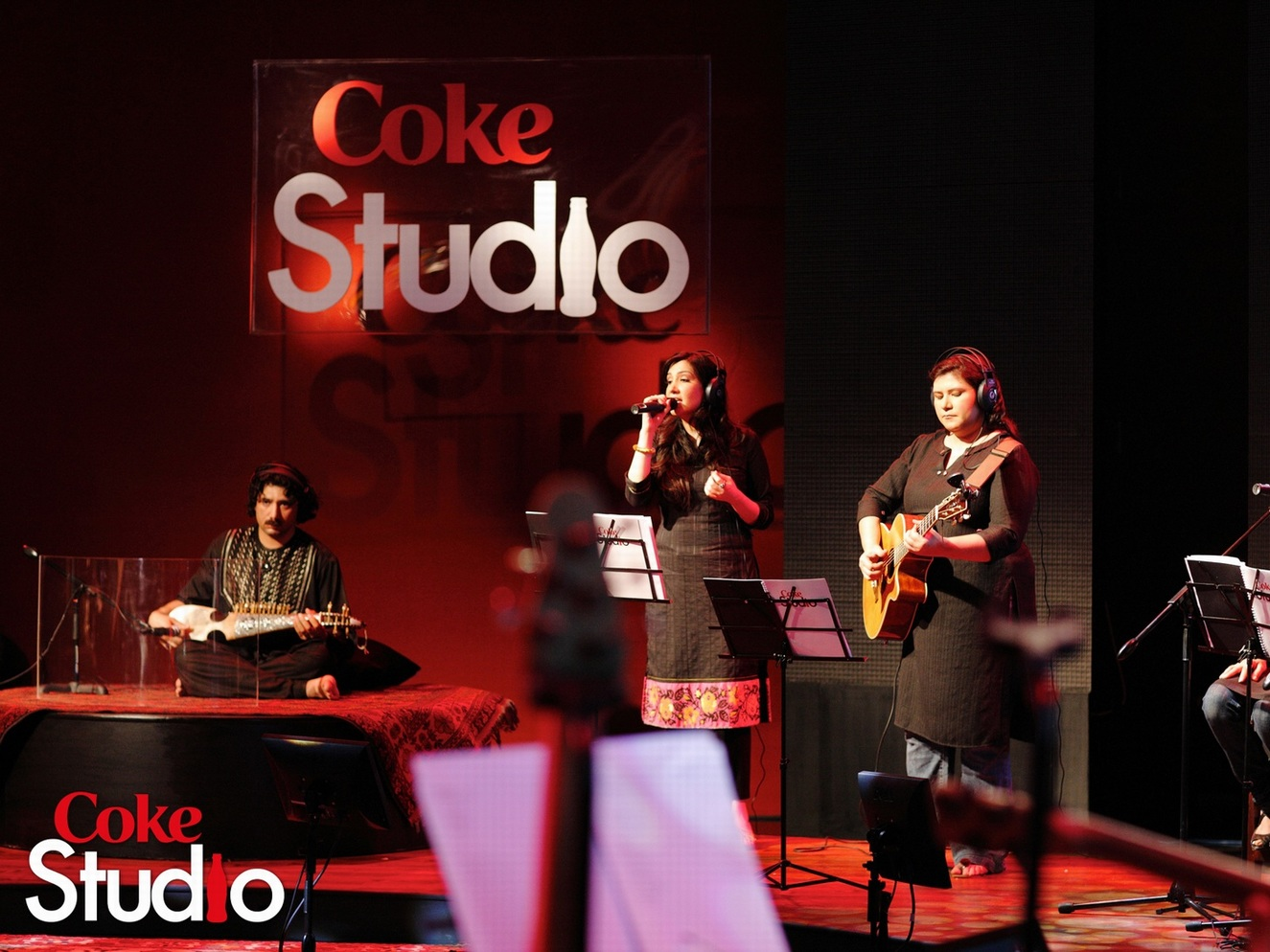 Coke Studio, Studio, Best Studio, Music, Best Music, Deaf People, Music For Deaf People
