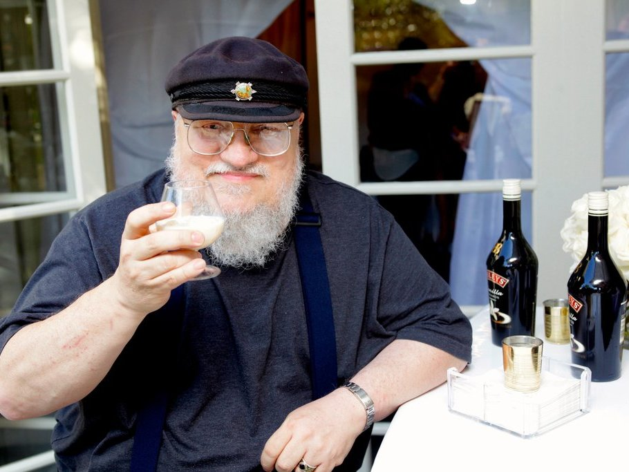 George, R. R. Martin, George R. R. Martin, Martin, Game of Thrones, GOT, A New Book, New Book