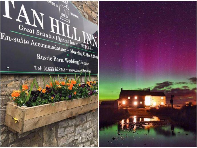 Tan Hill Inn, UK, Yokshire