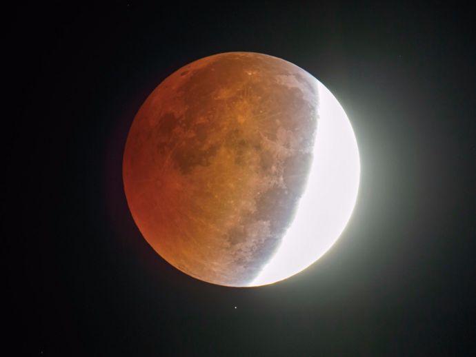 Nagpur, lunar, eclipse, visible, August, night, umbral, penumbral