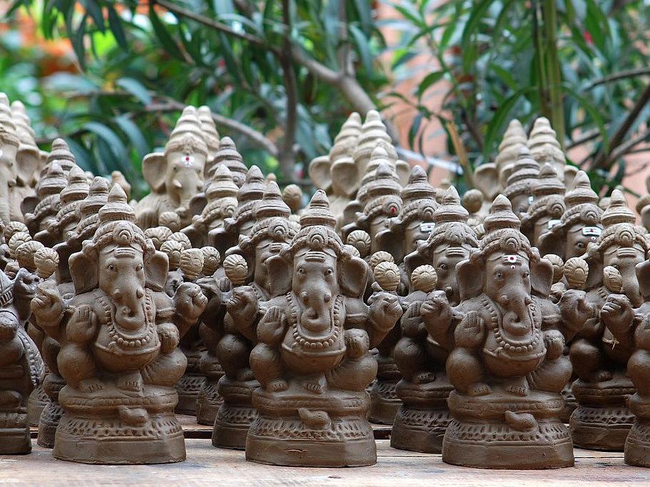 Ganesh Chaturthi, Modi On Ganesh Chaturthi, Pune's Eco-Friendly Ganesh