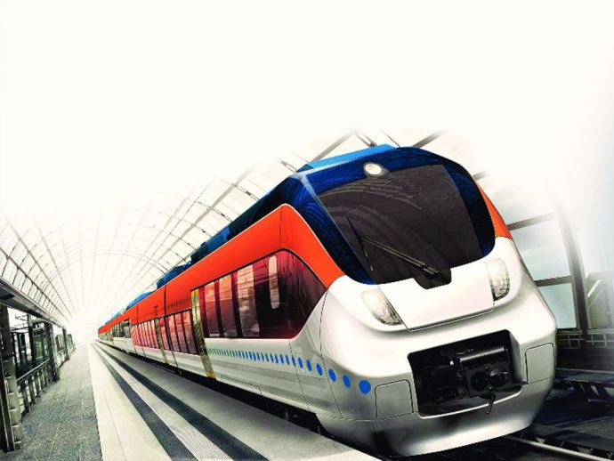 Nagpur, metro, Mahametro, rail, tracks, coaches, Internal trial, inaugration