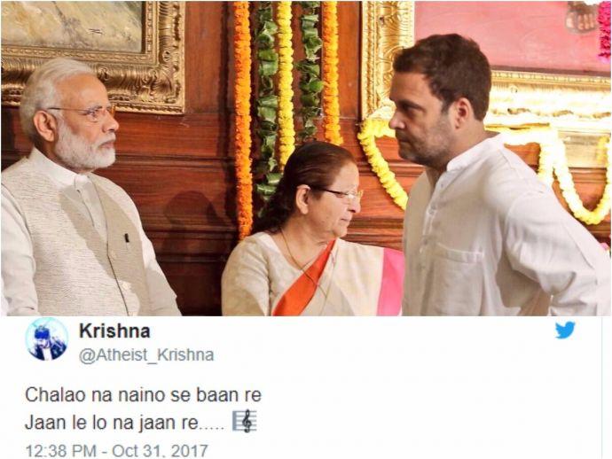 Narendra Modi, Rahul Gandhi, Prime Minister, Congress, BJP, India, Politics, Parliament, Sardar Patel, Twitter, social media