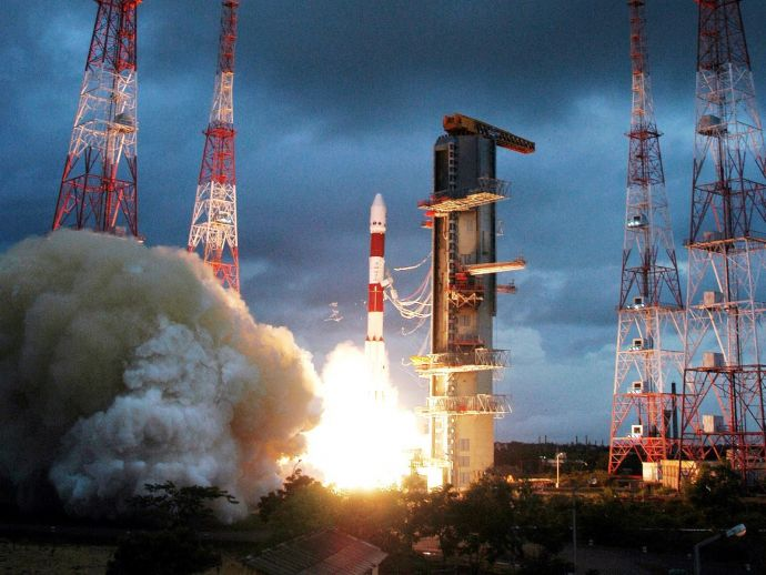 ISRO, Satellite Launch-, Record, India