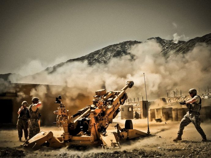 India, USA, M777, Howitzer, Agreement