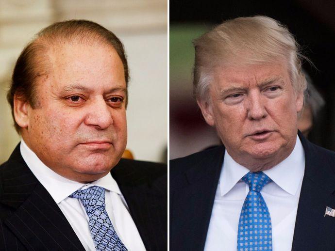 Donald Trump, USA, Nawaz Sharif, Pakistan