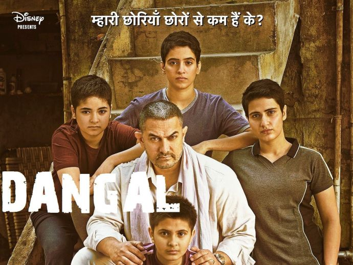 Dangal, Aamir Khan, crore, box office, 10, movie, bollywood, entertainment