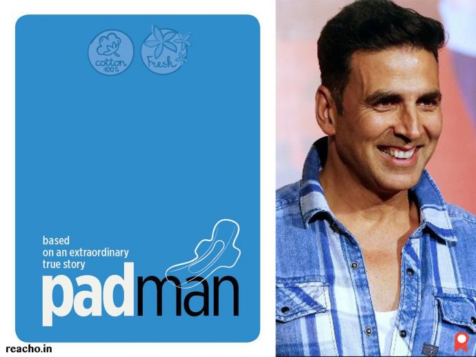 Akshay Kumar, R Balki, Biopic, movie, bollywood, entertainment, Paa, padman