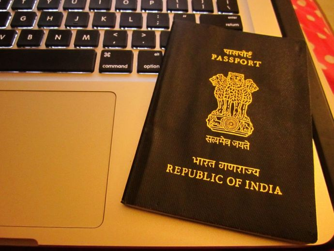 Passport, India, Ministry of external affairs, single mothers, orphans, sadhus, rules