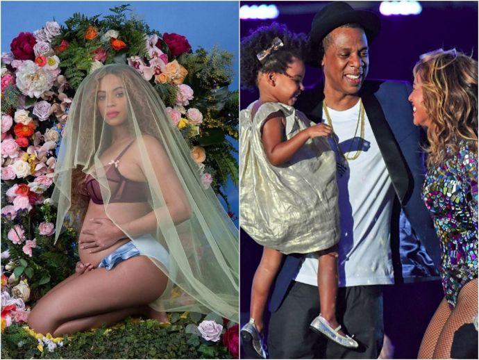 Beyonce, Jay-Z, Pregnancy, Twins, instagram, twitter, social media, singer