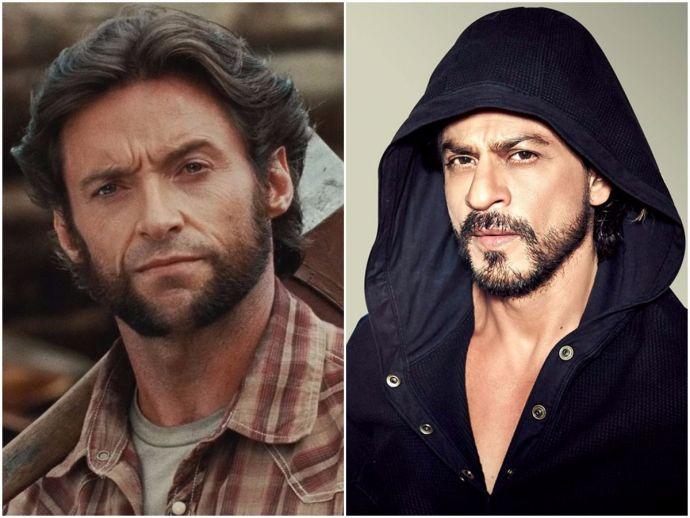 Hugh Jackman, Shah Rukh Khan, Logan, Rajeev Masand, Wolverine, Xmen