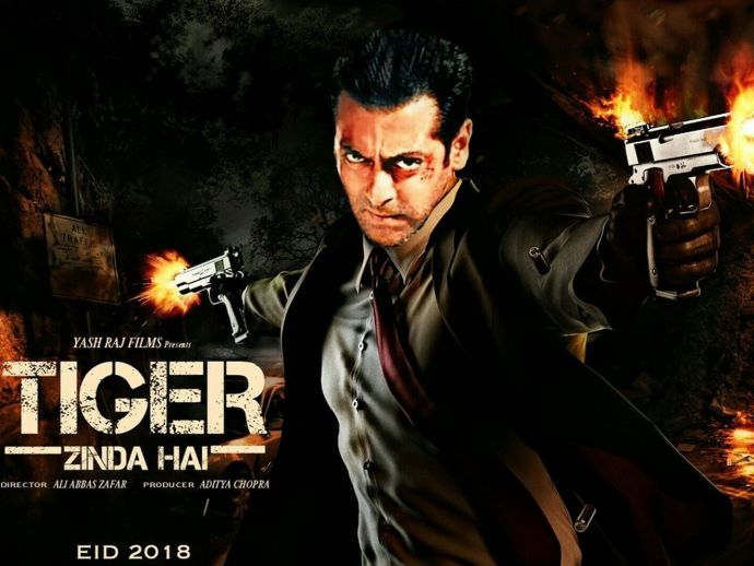 star wars the force awakens, tiger zinda hai, ek tha tiger, salman khan, katrina kaif, reunion, bollywood, set