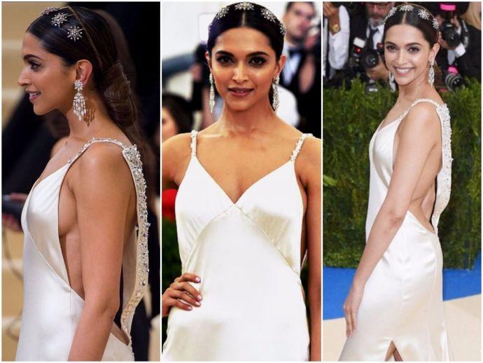 Priyanka Chopra, Deepika Padukone, Met Gala 2017, New York's Metropolitan Museum of Art., outfit, actress, hollywood, bollywood