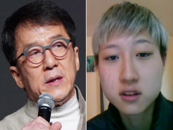 Been Homeless For A Month: Jackie Chan's Estranged Lesbian Daughter · News  Entertainment Food Travel World ...
