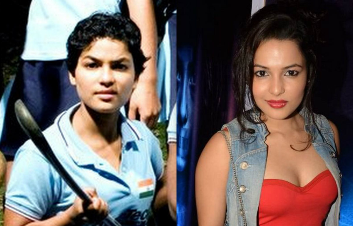 Tomboy In Chak De India, Best Character Of Chak De India, Haryana Girl From Chak De India, Chitrashi Rawat