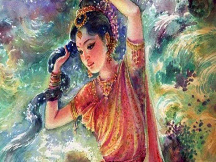 Lord Ram, Elder Sister, shanta, dasharatha, ramayana, rishyasringa, untold, story, lompada, romapada, rama, ayodhya