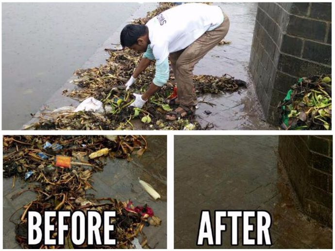 Swacch Pune- Swacch Bharat, Swacch Bharat Abhiyaan, Pune, Clean city, Clean Ganga Project, Cleanliness Projects, transformation, drive