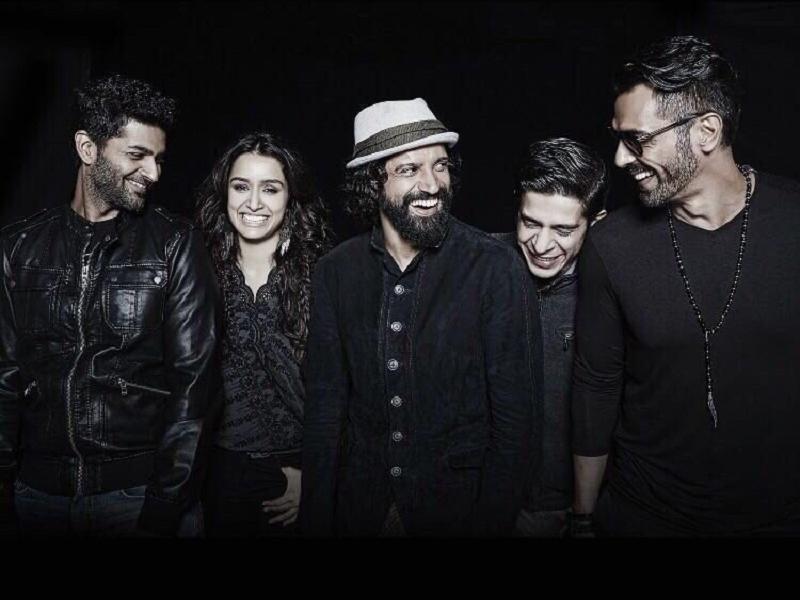 Rock On 2, Rock On, Farhan Akhtar, Arjun Rampal, Shraddha Kapoor, Shashank Arora, Purab Kohli, Prachi Desai