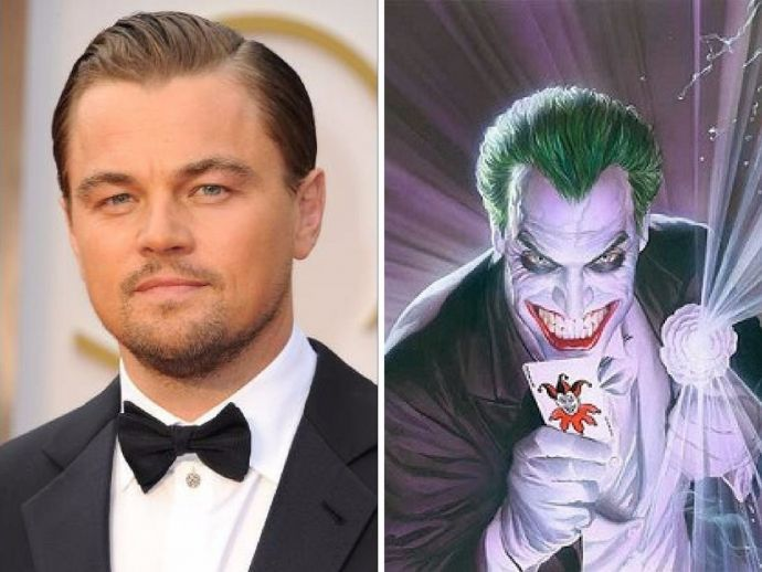 Leonardo DiCaprio, Martin Scorsese, Warner Bros, The Joker, Batman, Hollywood films